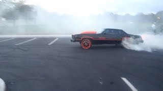77 Monte Carlo 454 Burn Out on Forgiatos
