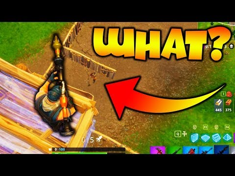 WHAT'RE YOU DOING?!! (Fortnite Battle Royale)