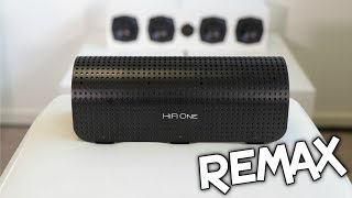 REMAX RB-H1 BLUETOOTH SPEAKER REVIEW + WHATS INSIDE?