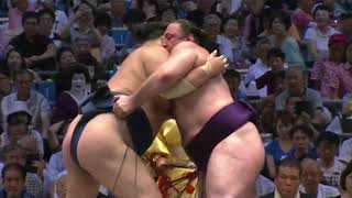 Sumo -Nagoya Basho 2018 Day 1 PROPER, July 8th -大相撲名古屋場所 2018年 1日目