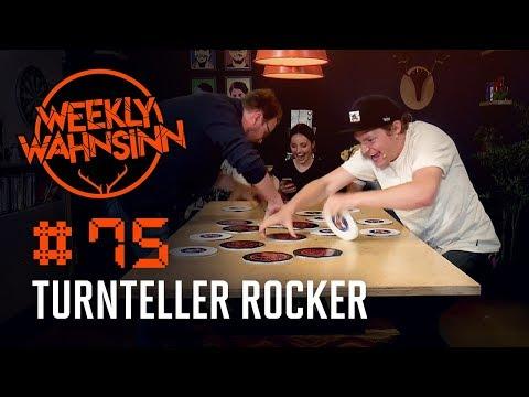 [75] Turnteller-Rocker - It's your turn! | Weekly Wahnsinn | 12.07.2017