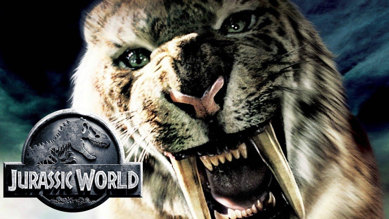 Ice Age Animals in Jurassic World 2 - YouTube
