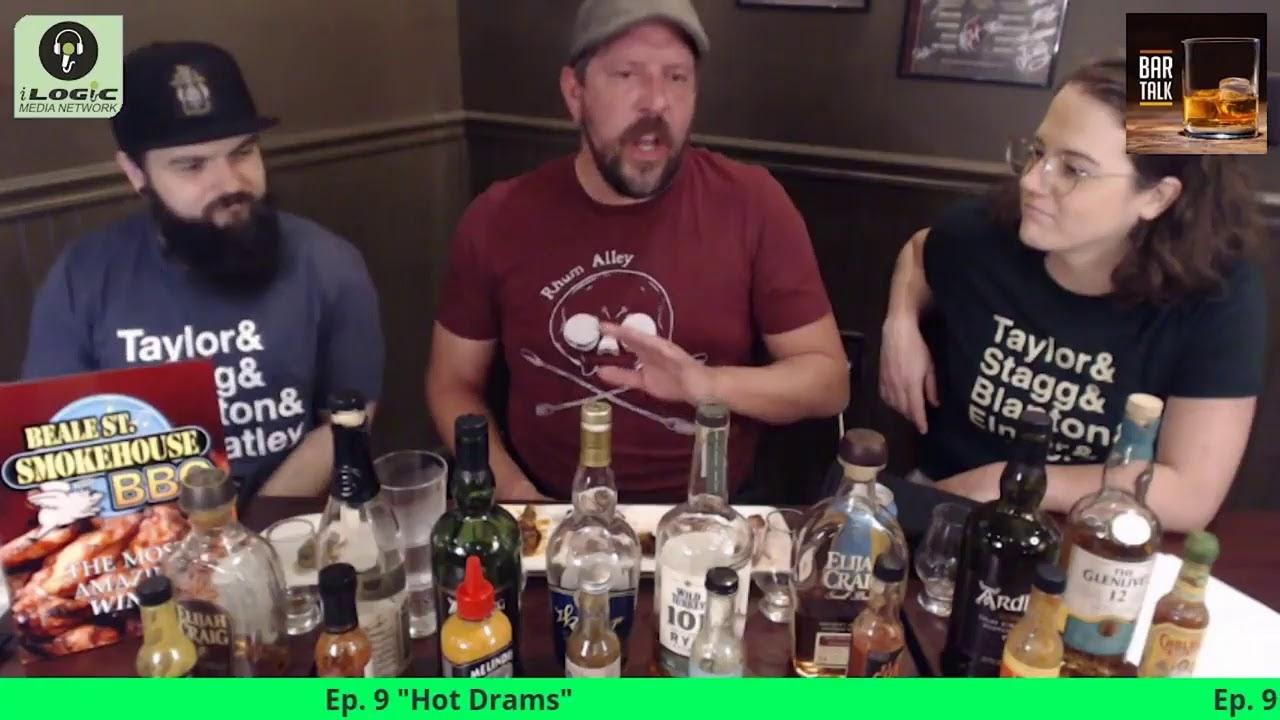 "Bar Talk | ""Hot Drams"" Part 1: Jon Foley"