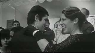 Didi Perego e Nando Angelini in La Parmigiana, un film di Antonio Pietrangeli