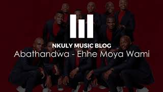 Download the song here https://itunes.apple.com/za/album/ehhe-moya-wami-single/1415186971