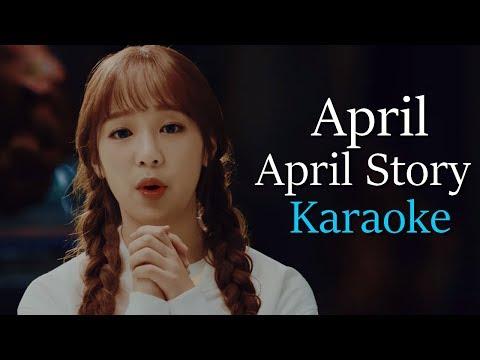 April - April Story [Instrumental - Backup Vocals]