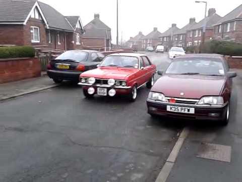 Vauxhall magnum2300