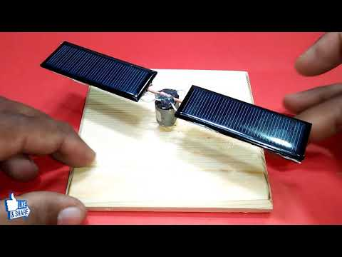 Amazing New Ideas Free Energy With Solar And  Motor New Technology