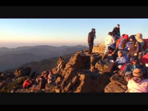 Climbing Jade mountain/ Yushan (highest mountain in Taiwan)
