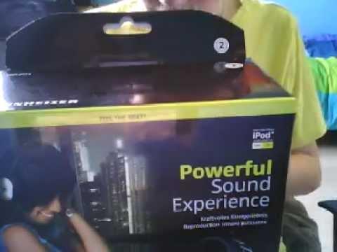 vid o unboxing de mon casque sennheiser hd 201 tr s bon casque youtube. Black Bedroom Furniture Sets. Home Design Ideas