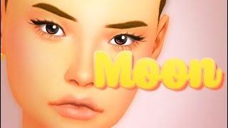 MOON VU 🌙  | THE SIMS 4 // CREATE A SIM