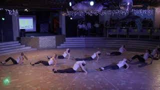 Шоу номер по стриппластике. Студия танцев Капелия Чебоксары