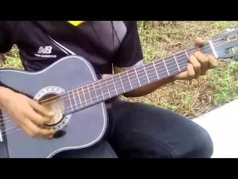 Dua jiwa satu hati cover guitar by eywan spark