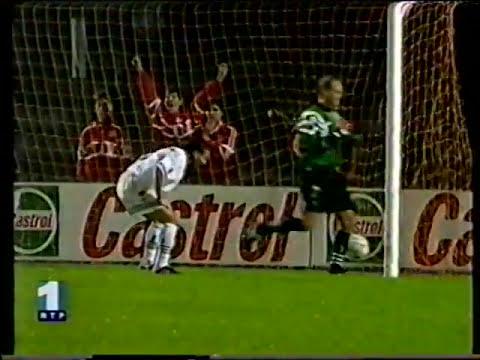 11J :: Leça - 1 x Sporting - 0 de 1997/1998