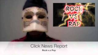 Rock vs Pop or screamo vs rap...same deal thumbnail