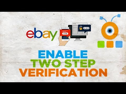 How To Enable Two Step Verification On EBay
