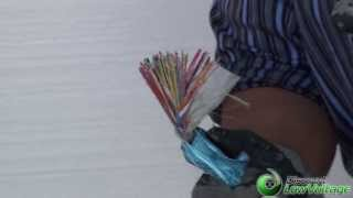 50 pair outside telephone cable for installation