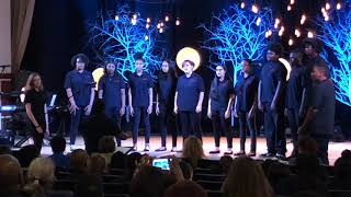 Draw The Circle Wide - Chorale