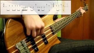 Elton John - Grey Seal (Bass Cover) (Play Along Tabs In Video)