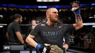 GANE EL CAMPEONATO MUNDIAL ONLINE !! - UFC 3 Gameplay