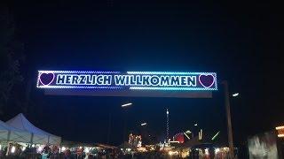 Pützchens Markt Bonn Beul 2016/ Бонн американские горки #26(В этом году снова был Пютцхенс маркт и это 649 год подряд он проводится на этом месте, за 5 дней зарабатывается..., 2016-09-16T14:52:29.000Z)