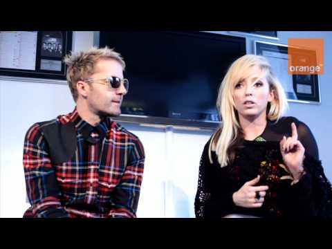 Ting Tings - Interview 'Pop Quiz with the Ting Tings'