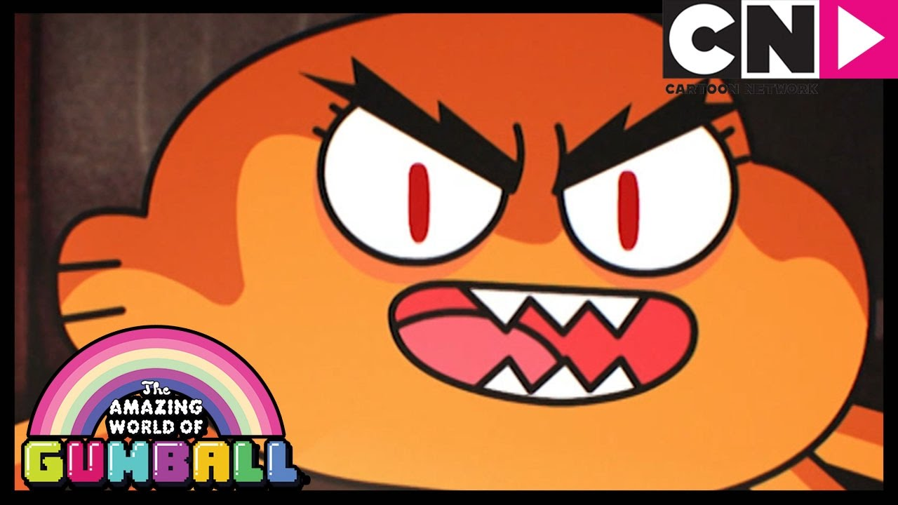 Gumball Darwin Is Mean Cartoon Network Youtube