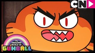 Gumball   Darwin Is Mean   Cartoon Network