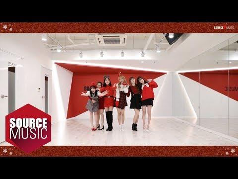여자친구 GFRIEND - Christmas Present 겨울겨울해 Dance Practice