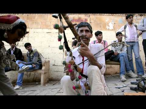 Indian Street Music : authentic  music instrument