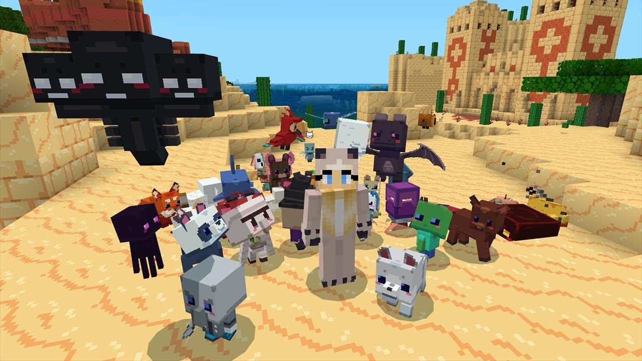 Download WIR ADOPTIEREN 1000 neue PETS! ✿ Minecraft [Deutsch/HD]