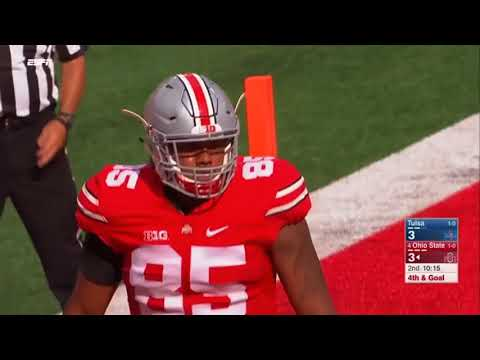 2016 - Tulsa Golden Hurricane at Ohio State Buckeyes in 30 Minutes