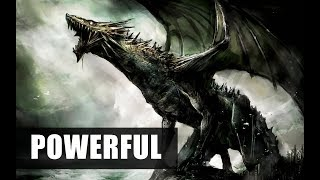 BLACK DRAGON by Peter Roe | Dark Powerful Orchestral