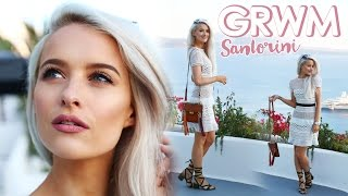 GRWM Holiday Bronzed Glow Makeup | Inthefrow ad