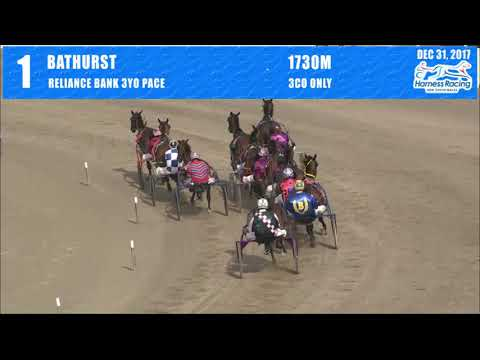 BATHURST - 03/01/2018 - Race 1 - RELIANCE BANK 3YO PACE