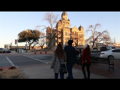 Visiting Denton, Texas (And our new baby nephew!)