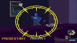 Somebody Help Me - Virtua Cop 2 Gameplay