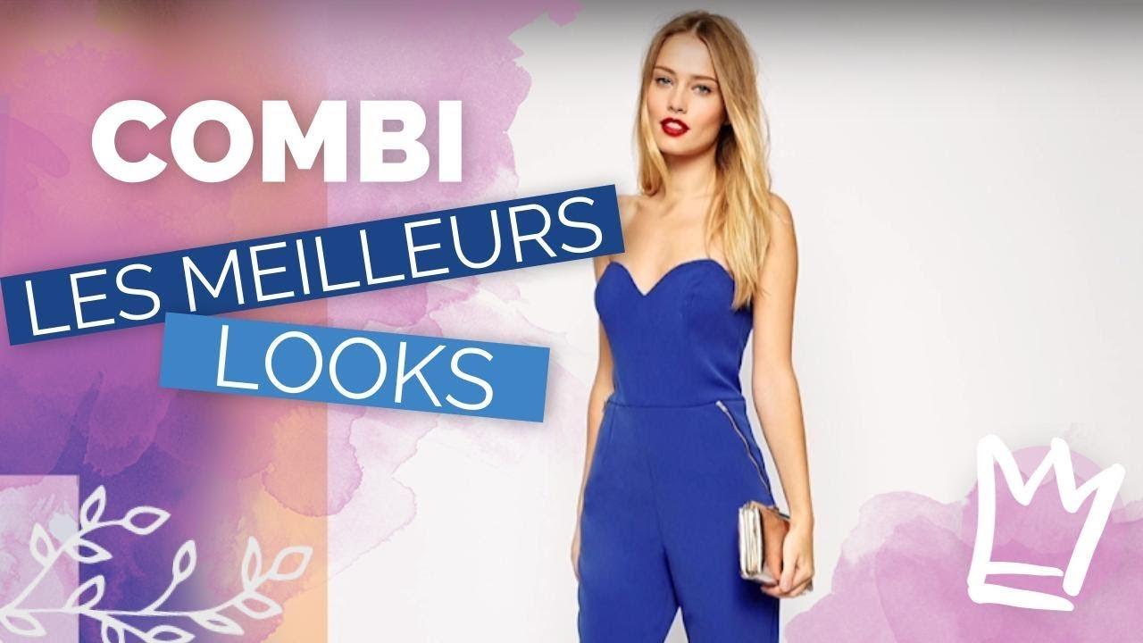 combinaison femme meilleurs looks de soir e ou look invit e mariage 2019 youtube