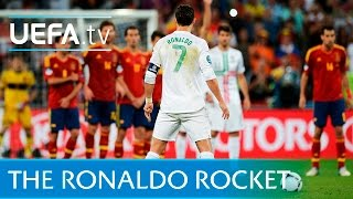 The Ronaldo Rocket