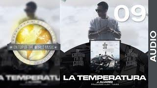 J Alvarez - La Temperatura | Track 09 [Audio]