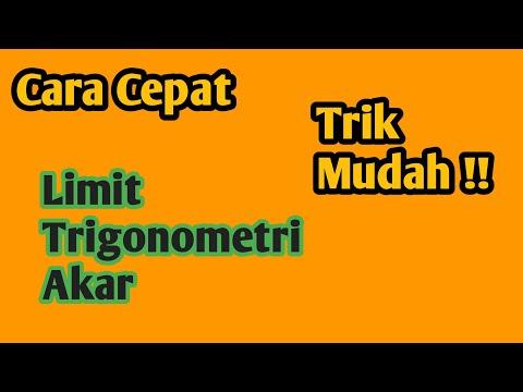 cara-cepat-limit-trigonometri-akar