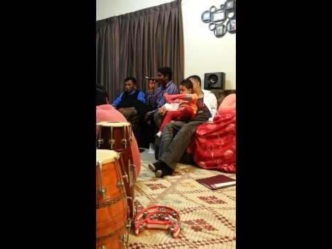 Janendra Naidu Bantu - Tum hi ho - Ashiqui 2 - Karaoke
