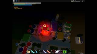 Batlle of the gods!! (Roblox edition part1)