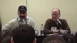 NYCC 2008 - ReBoot Panel [Part 2]