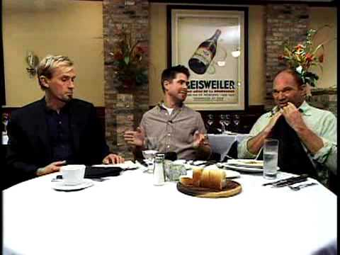 The Last Meal With Robert Knepper and Wade Williams