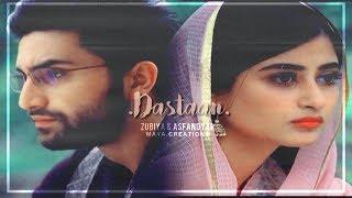 Asfandyar & Zubiya || Dastaan [ Yakeen Ka Safar ]