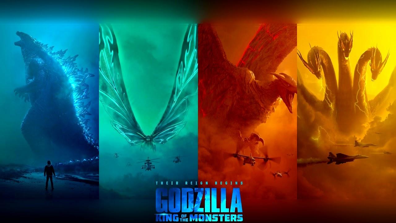 Download Godzilla 2 - Main Title Extended Mix