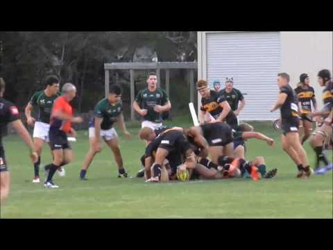 Caloundra v University – A grade – April 1 2017