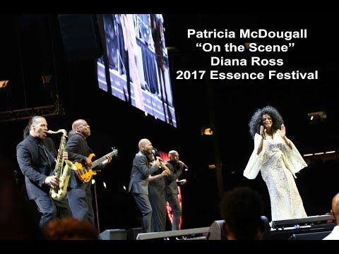 Diana Ross Outstanding Performance at the 2017 Essence Festival