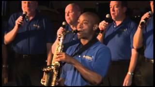 In AChord San Diego One Note Samba Antwane Green Alto Sax Soloist
